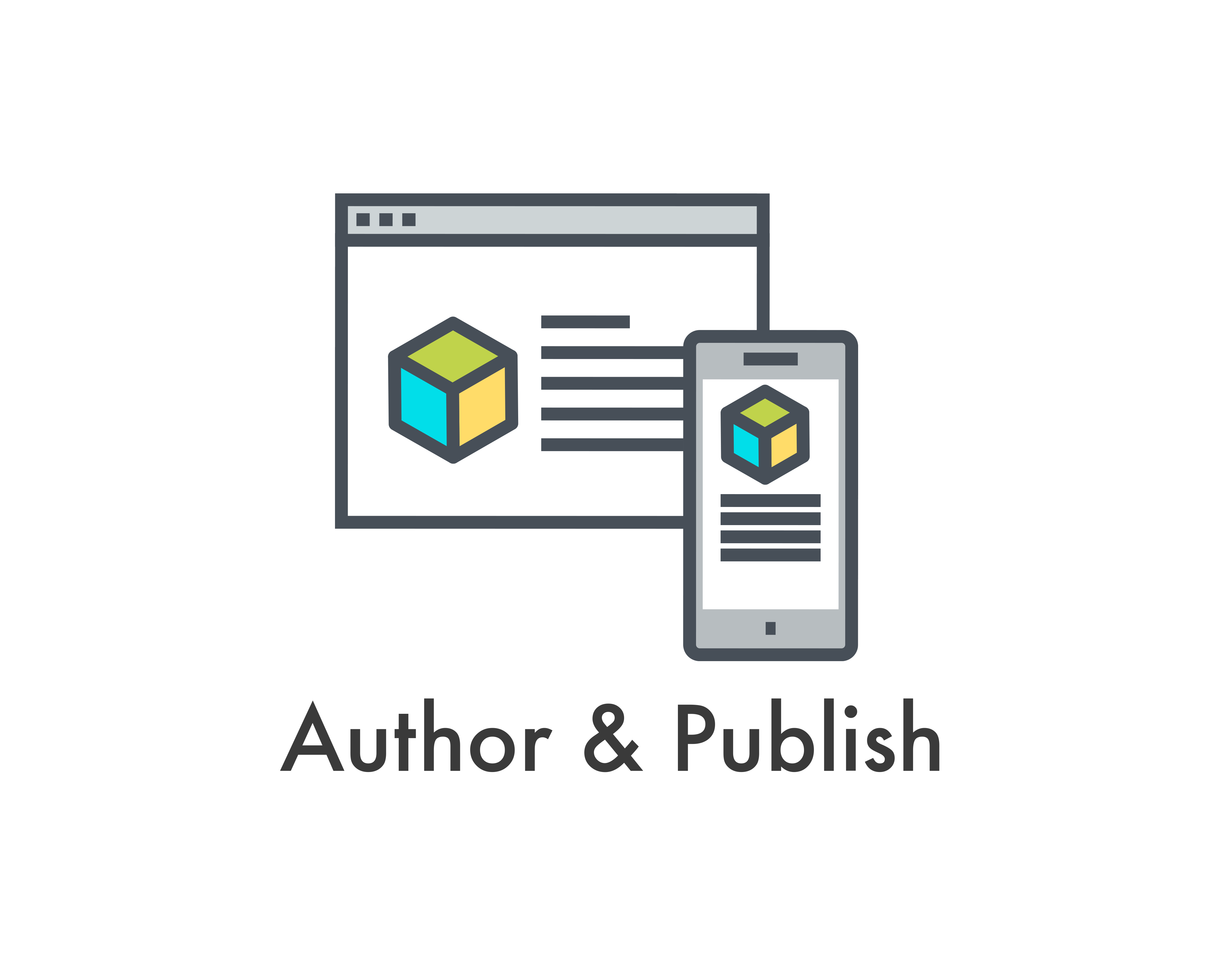 Xyleme-author-publish